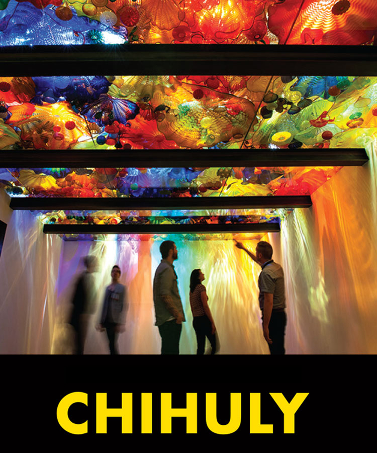 Royal Ontario Museum Chihulyto Inspiration Dev